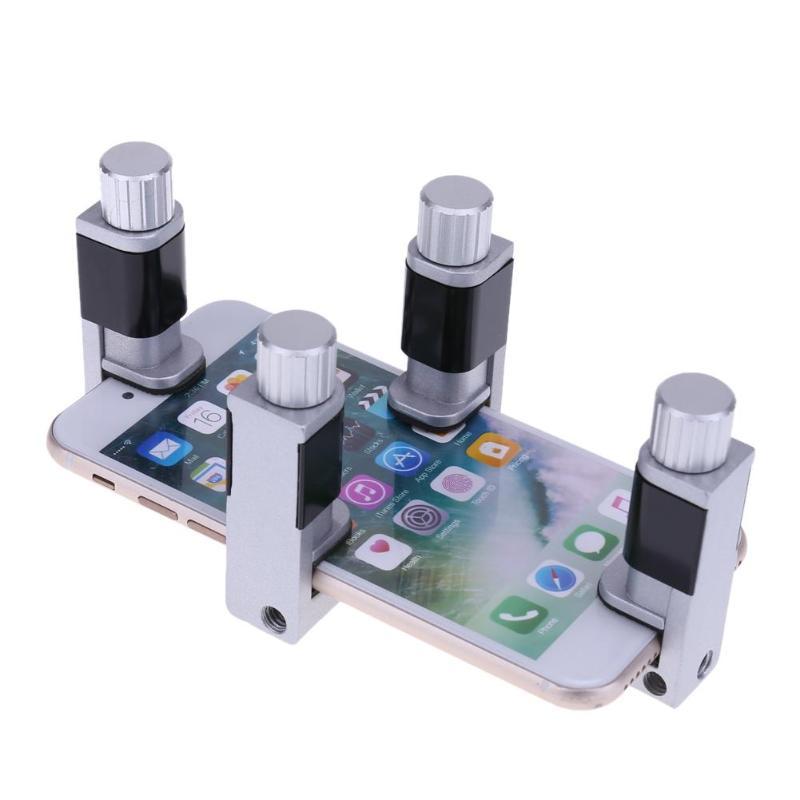 4pcs/set Rubber LCD Screen Clip Fixture Fastening Clamp Tool Kit Sets Cell Phone Repair Tools Set for iphone Tablet herramientas