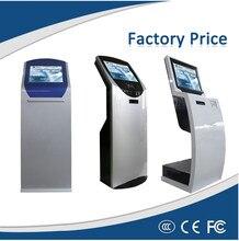 Kiosque de signalisation numérique alimenté par batterie extérieure de 19 pouces avec logiciel