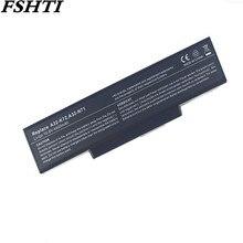 FSHTI batería portátil de alta calidad A32-K72 para Asus K72 K72F K72JR N71JQ N71VG N71VN K72J N71 K72Q N73 K73 X77 A72D A32-N71