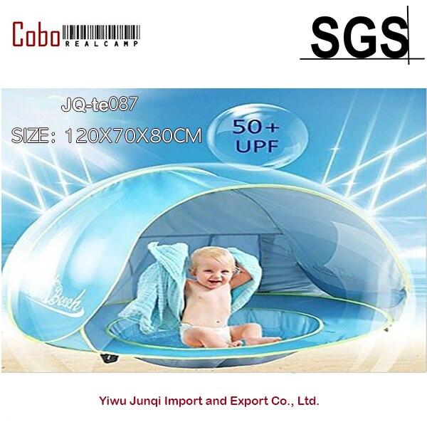 Bebê infantil uv proteção solar praia piscina sombra tenda abrigo portátil para crianças