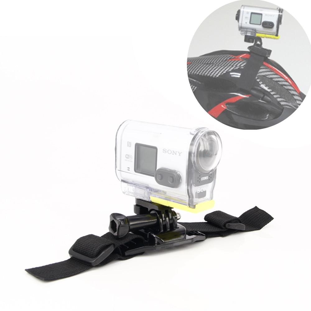 Крепление на шлем для велосипеда, крепление на шлем для экшн-камеры Sony аксессуары HDR-AS100V AS15V AS30V HDR-AZ1 AS200V аксессуары