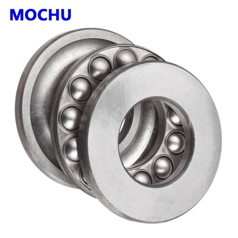 10 Uds 51104 8104 20x35x10 cojinetes de bolas de empuje Axial cojinetes de bolas de ranura profunda MOCHU cojinete de empuje