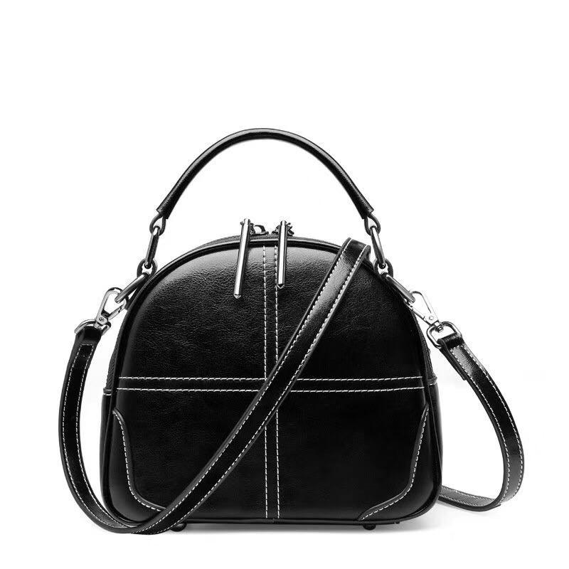 Bolso de mujer de lujo de alta calidad 2019 nuevo Retro lady bolso de hombro único Cadena de impresión de moda bolso oblicuo