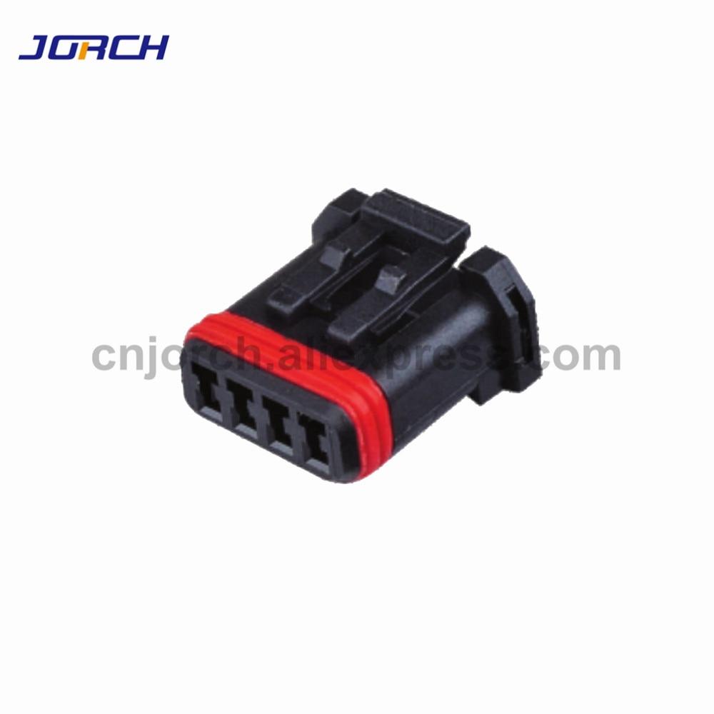 5sets 4pin JAE automotive wire connector MX19004S51