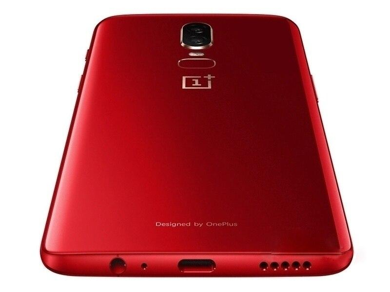 Фото5 - Оригинальный смартфон Oneplus 6, новая версия разблокировки, 4G LTE, экран 6,28 дюйма, 8 ГБ ОЗУ 256 ГБ, на две SIM-карты, 1080x2280 пикселей, мобильный телефон