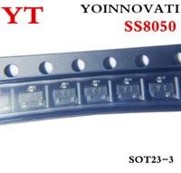 3000pcs/lot SS8050 MMBT8050 MMBT8050LT1G SOT-23 Best quality