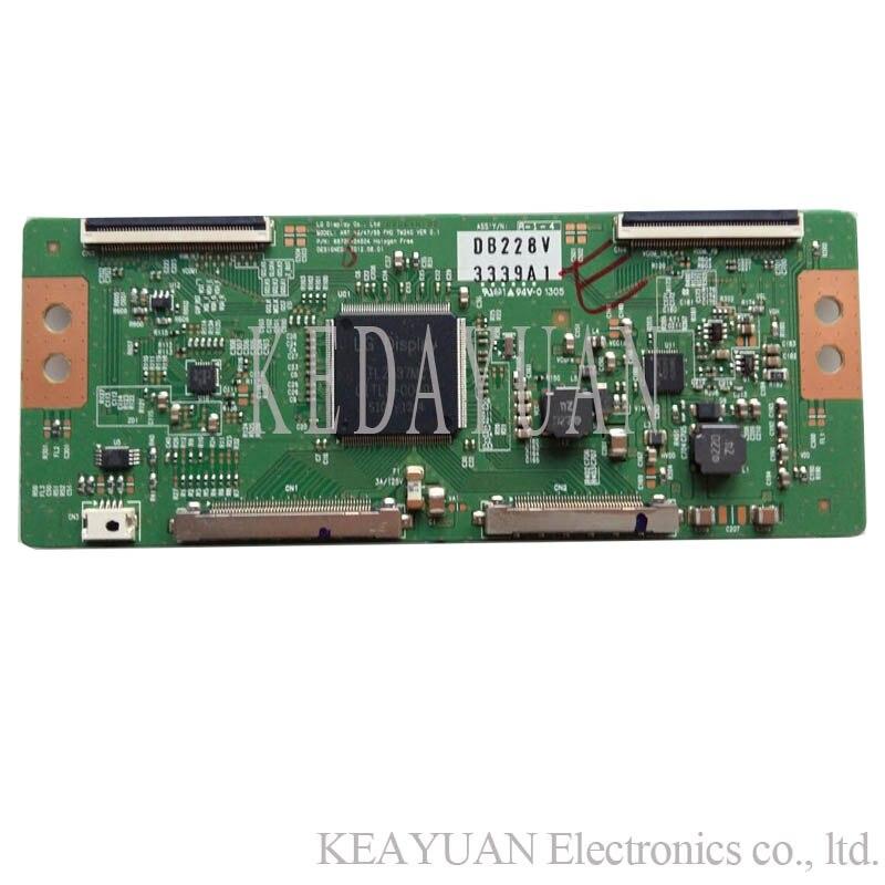 free shipping original 100% test  for LG  6870C-0450A ART 42/47/55 FHD TM240 VER0.1 logic board