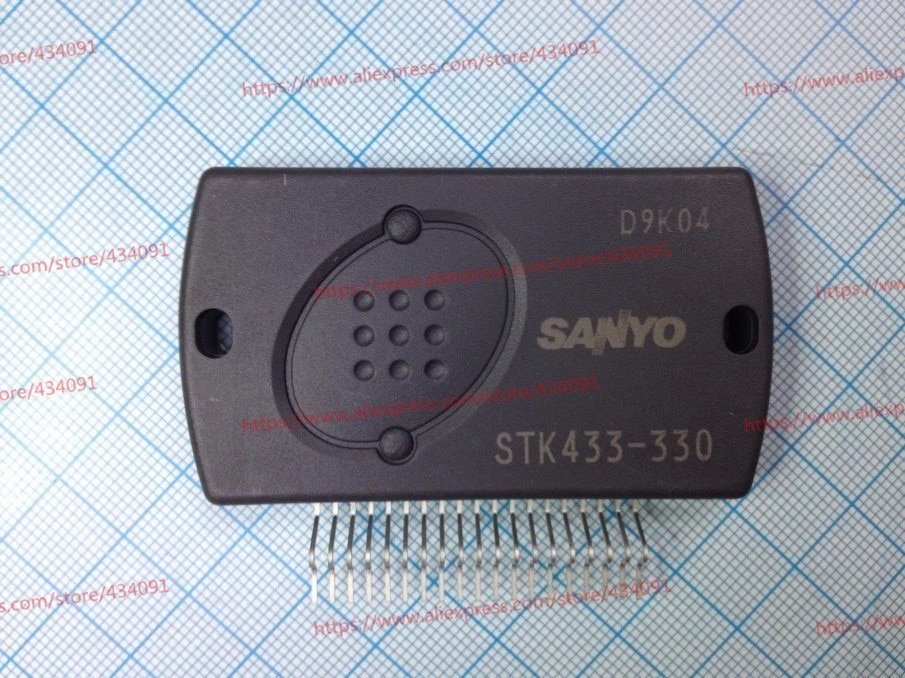 Envío Gratis nuevo STK433-330 módulo
