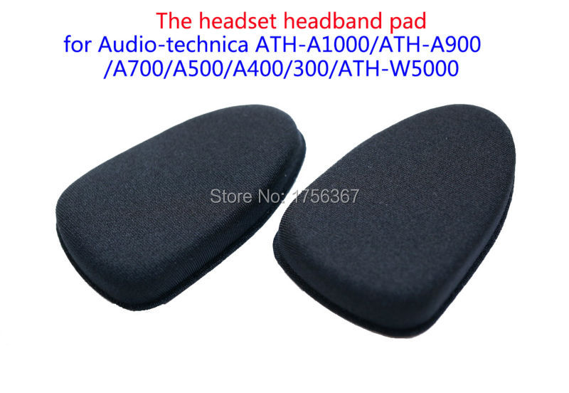 Headset headband pad for Audio-Technica ATH-A1000 ATH-A900 ATH-A700 ATH-A500 ATH-A400 ATH-A300 ATH-W5000 headset accessories