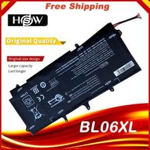 HSW 11.1 v 42Wh BL06XL Laptop Batterij voor HP Elitebook Folio 1040 G1 G2 G3 DB5D
