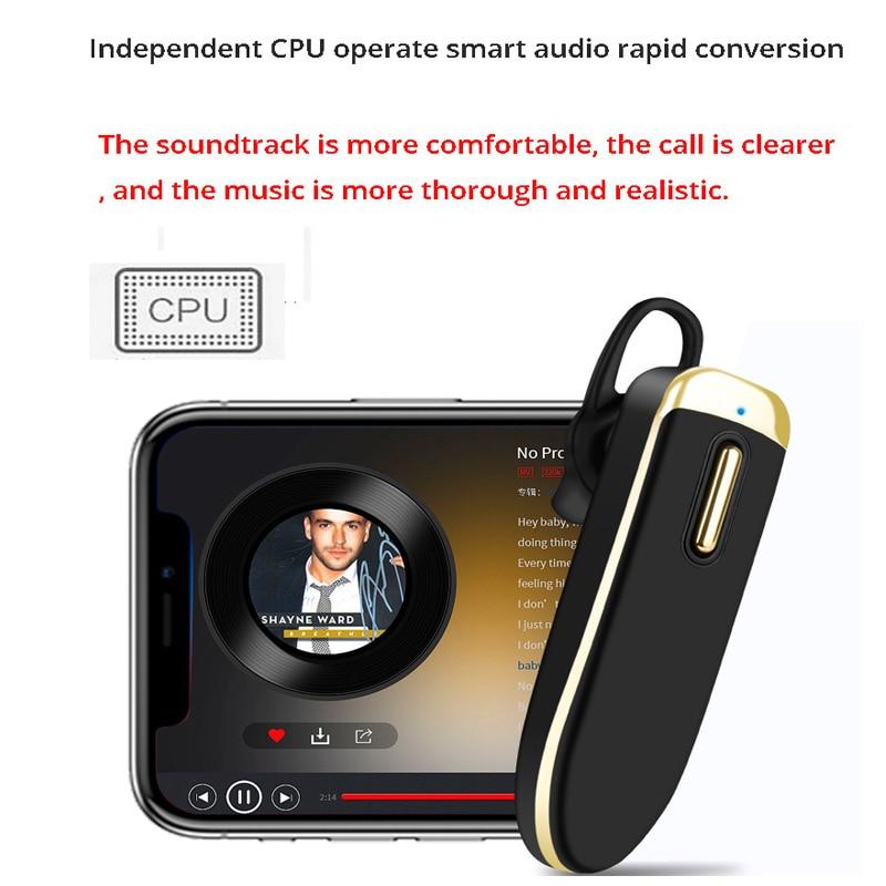 Bluetooth Headset Bluetooth Earphone Hands-free Headphone earpieces Wireless Headset air dort Earbud+Mic For Huawei xiaomi phone enlarge