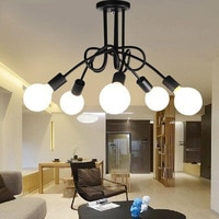 Modern Ceiling Lights Simple American restaurant Nordic living room bedroom Lighting fixtures