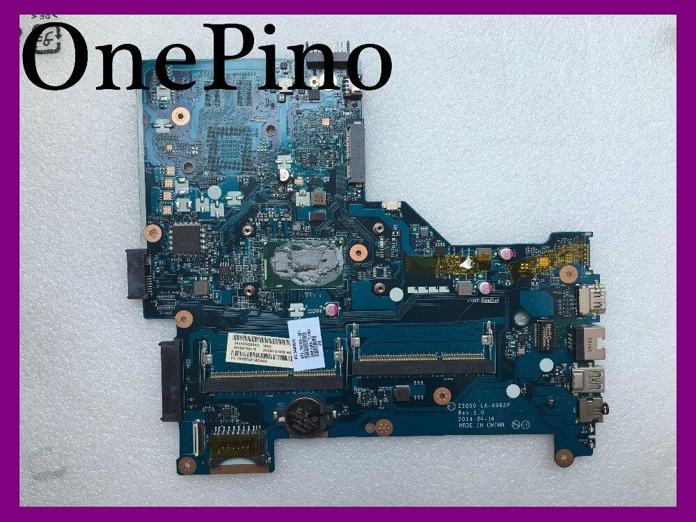 Placa base para ordenador portátil 764109-001 764109-501 compatible con HP 15-R015DX LA-A992P probado