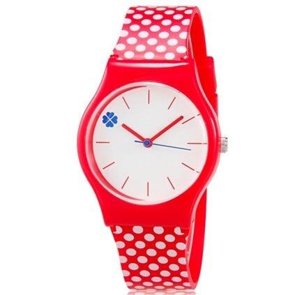 Reloj informal de marca a la moda para Mini 10M reloj de pulsera resistente al agua para niños