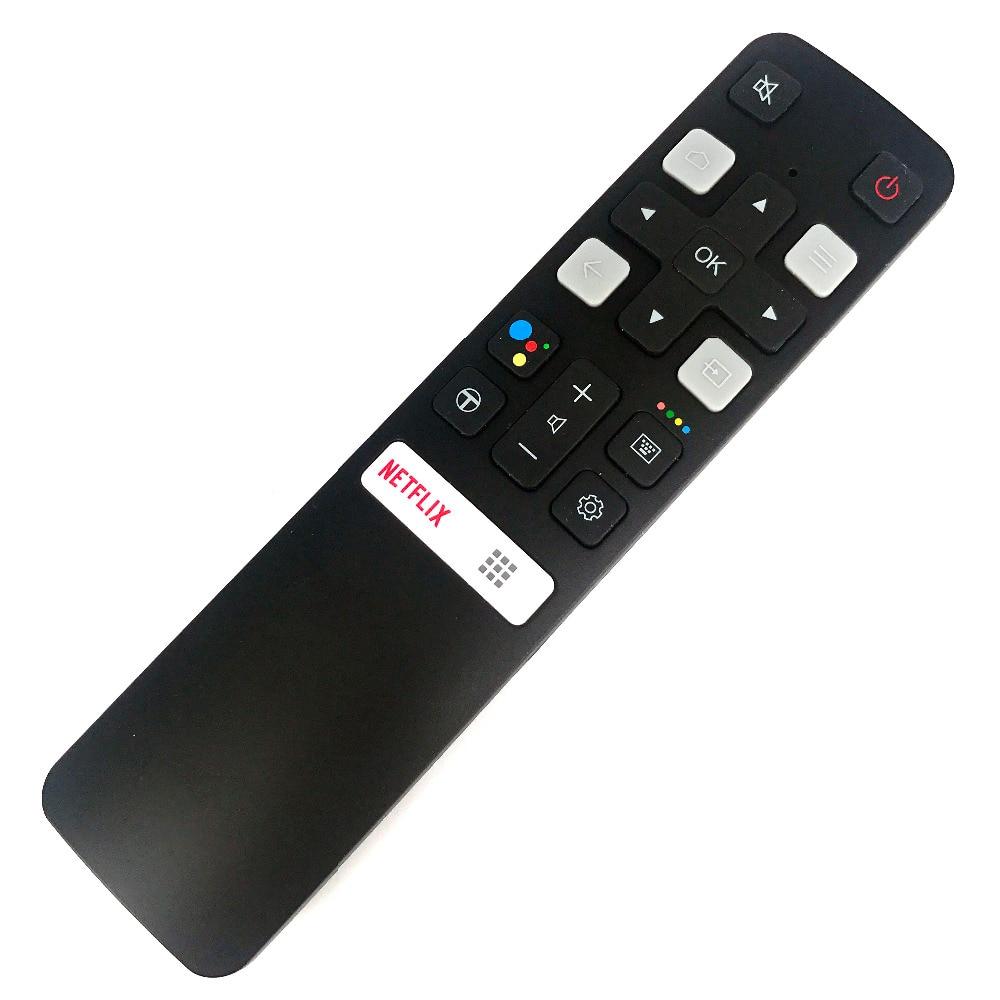 NEW Original remote control RC802V FMR1 For TCL TV 65P8S 49S6800FS 49S6510FS Fernbedienung