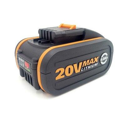 Best 20V Battery 4000mah Li-ion for Power Tool Worx