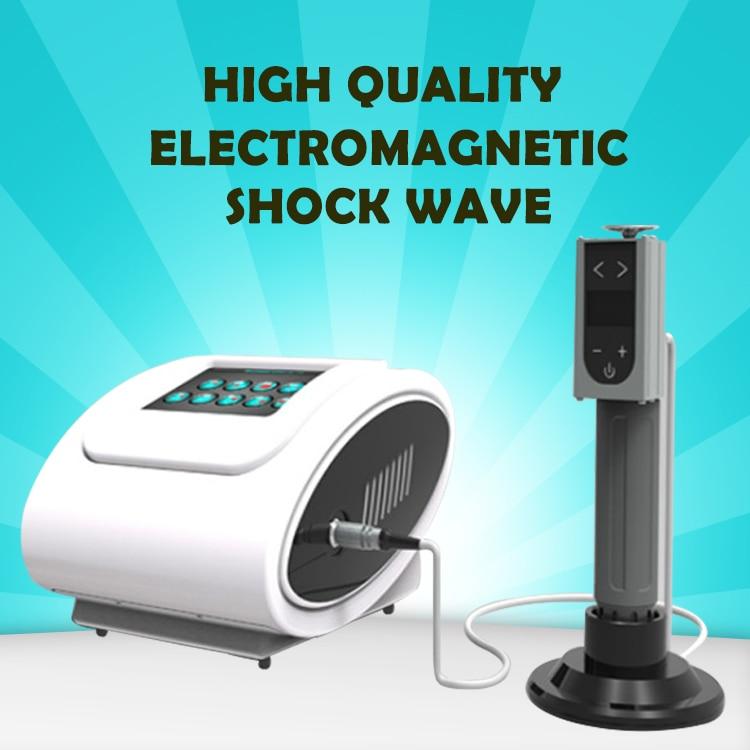 Terapia física de ondas de choque radial portátil ED con alivio de la disfunción eréctil gainswave
