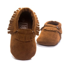 brand romirus coffee color baby shoes mocassins infantil toddler shoes 0~18month.CX20C