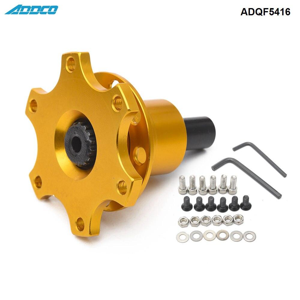 Комплект быстроразъемных головок ADDCO Off, 6 болтов, подходит для мостовых рулей ADQF5416