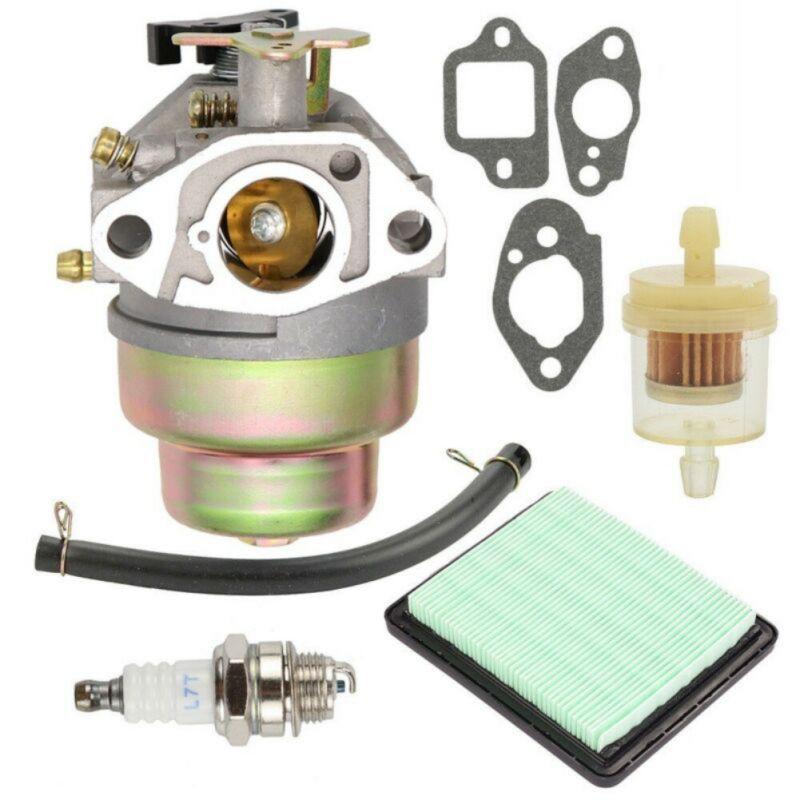 Spark свеча карбюратора прокладки для Honda GCV135 GCV160 GC135 нефтяных труб GC160 HRB216 HRT216 16100-Z0L-023