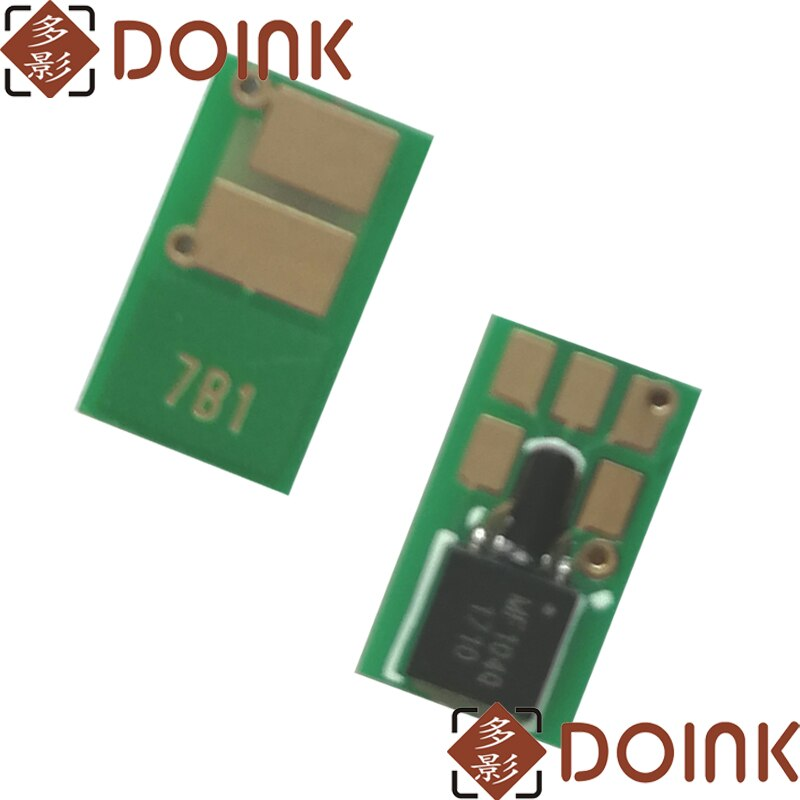 4 Uds CF360X CF361X CF362X CF363X para HP M552dn M553n M553dn M553x 508X chip