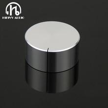Aluminium Volume Knop 1 Pcs Diameter 32 Mm Hoogte 15 Mm Versterker Potentiometer Knop