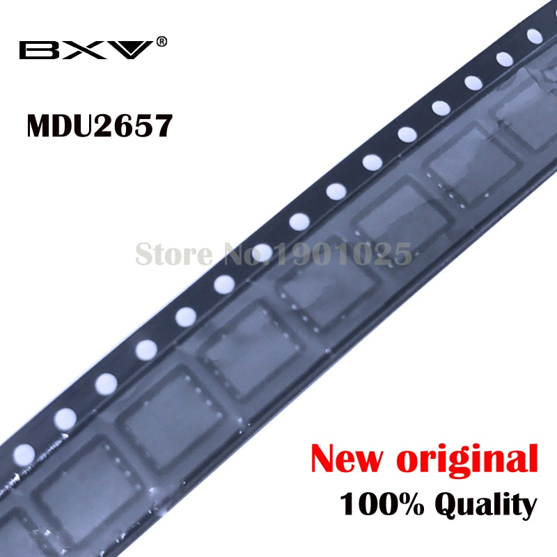 10pcs MDU2657 2657 MOSFET QFN-8 New original