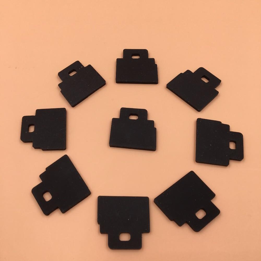 New Mimaki/Roland black wiper Printer parts enlarge