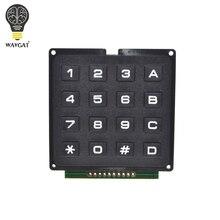 WAVGAT 4x4 matrice rangée 16 touches 4*4 commutateur clavier clavier Module pour Arduino