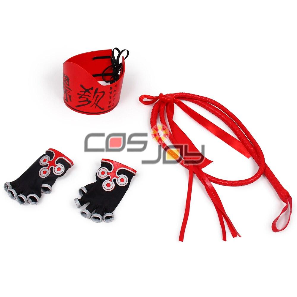 Hoja y Alma Pohwaran tamaño libre de PVC Cosplay Prop 2914