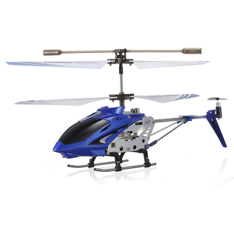 Syma s107g 3ch rc helicóptero rádio controle remoto mini drone gota resistente aviões giroscópio helicóptero brinquedos fj88