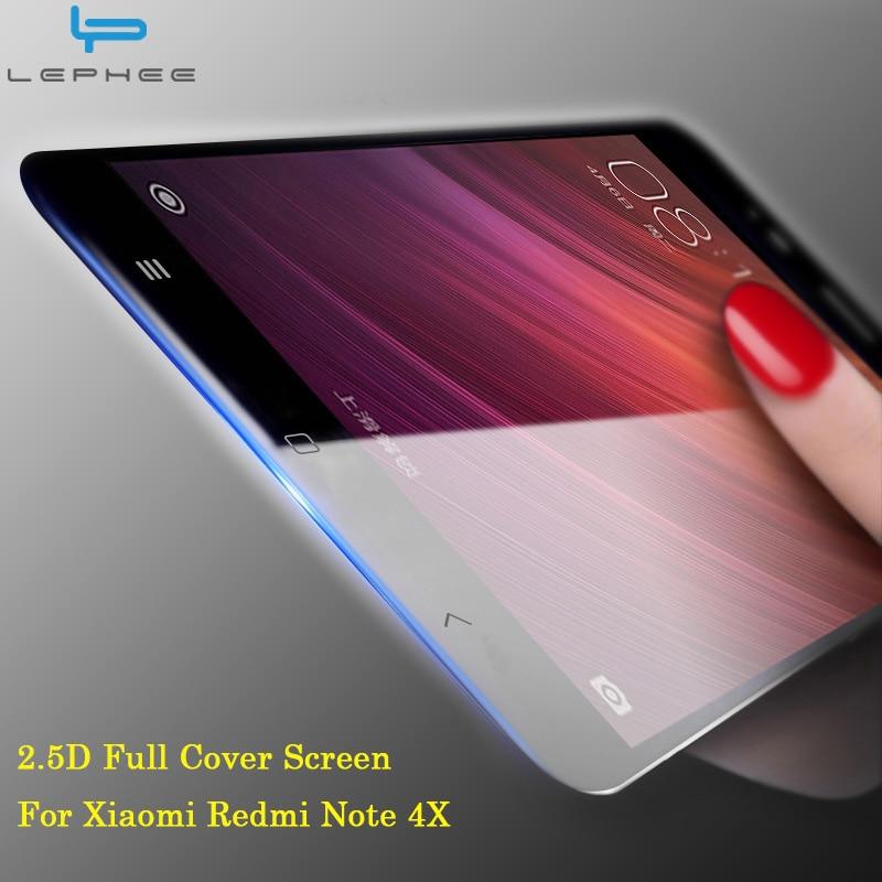for Xiaomi Redmi Note 4 Tempered Glass Note4 Pro Global Version Screen Protector Full Cover For Xiomi Redmi Note 4 Pro Film