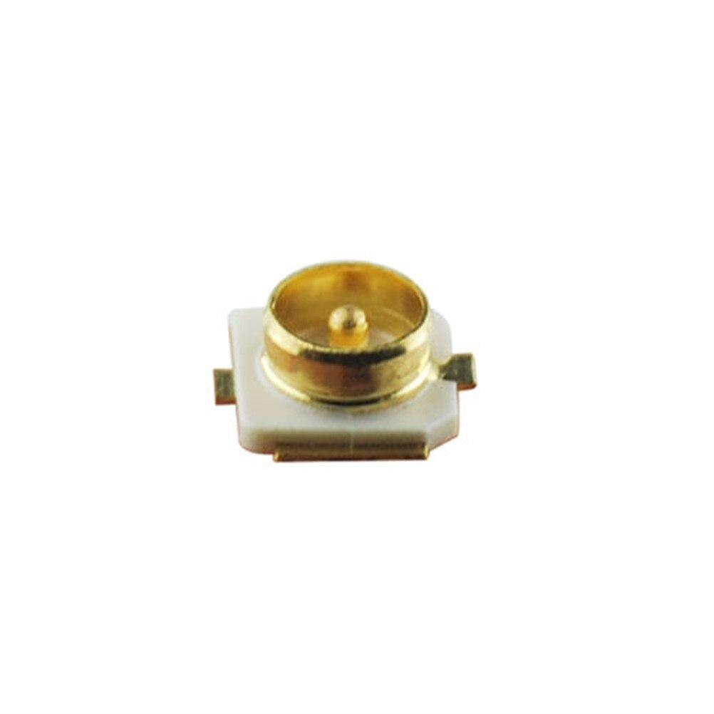 20 piezas de placa de extremo IPEX de Pedestal de antena de tarjeta IPX U.FL, Unión SMT, conexión de conectores de placa PCB SMD IPX Enchufe macho