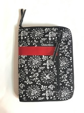 Sac cosmétique impression Interchangeable aiguille sac stockage aiguille étui pour tricot et maquillage brosse 25.3cm * 15.3cm