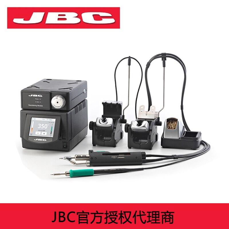 JBC DMVE-2A Pneumatic pump four tool repair workstation