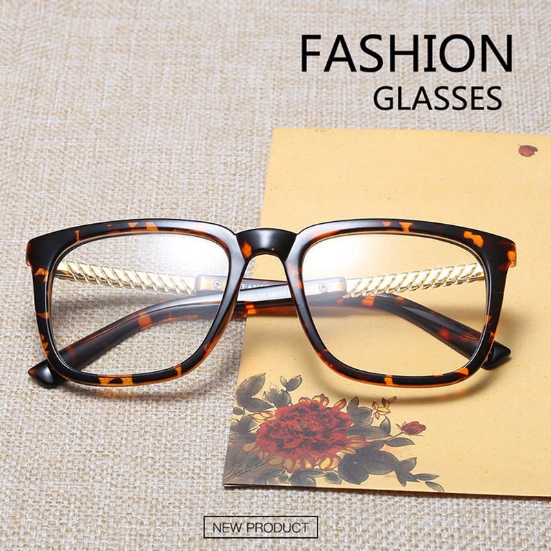 Eyeglasses Spectacle Frame Women Cat Eye Computer Optical Glasses Myopia For Ladies Prescription Eyewear Frame Glasses 2504