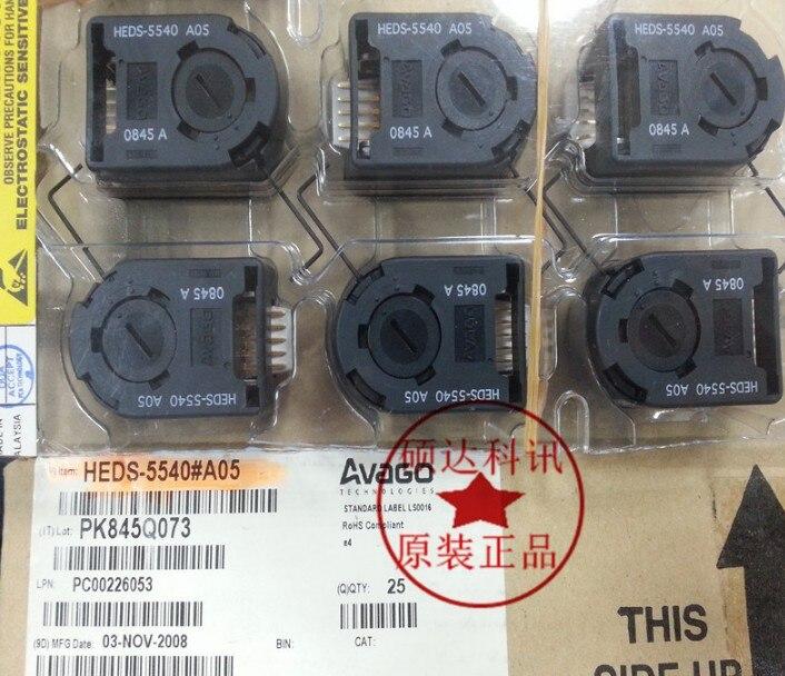 [VK] HEDS-5540 # A05 HEDS-5540 interruptor codificador incremental de alta resolución fácil de instalar