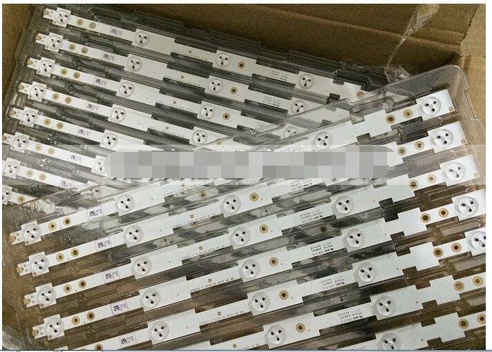 18pcs x 42inch TV Backlight LED strips New for hisense LED42EC260JD lamp SVH420A72 - REV3-130114- 5 led light bar