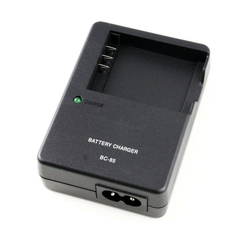 Cargador de batería para cámara fuji fujifilm FinePix BC-85 BC 85 BC85 NP-85 NP85 SL240 SL245 SL300 SL305 SL1000 SL280