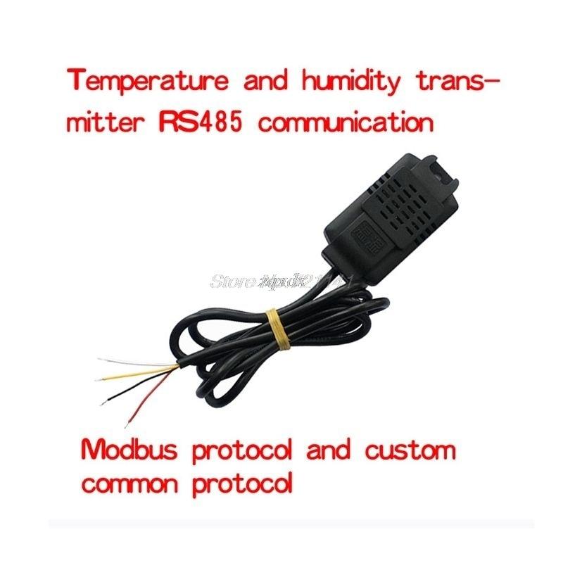 SHT20 Temperature and Humidity Sensor Module RS485 High Precision Monitor Sensor Dec12 Dropship