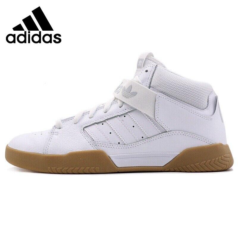 Original Neue Ankunft Adidas Originals VRX MITTLEREN männer Skateboard Schuhe Turnschuhe