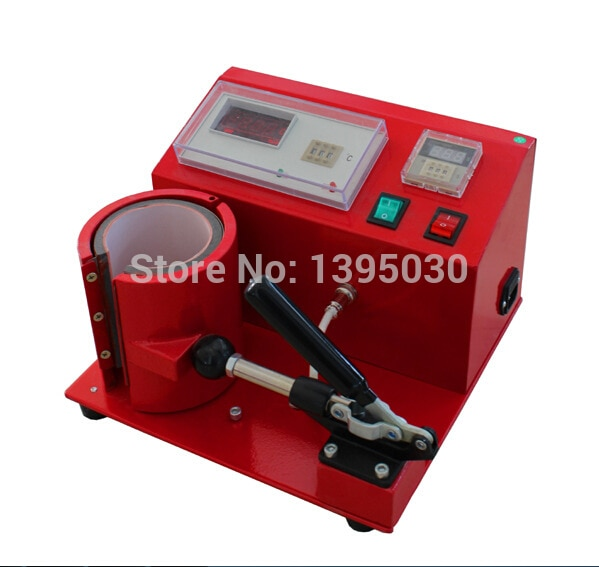 1 шт. машина для теплопередачи, машина для печати на чашках, цифровая вертикальная машина для печати на чашках MP2105