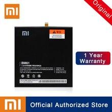 Xiao Mi 100% Original Battery BM61 Tablets For Xiaomi Mi Pad 2 MiPad 2 7.9 Inch 6010mAh Real Capacity Rechargeable Batteria Akku