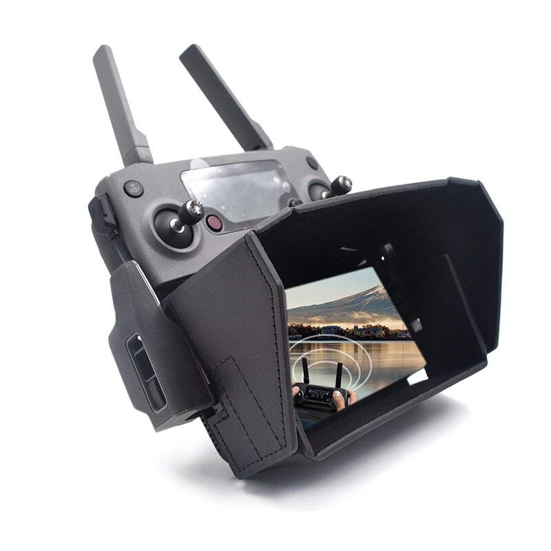 4,7-5,5 pulgadas Smartphone plegable sombrilla Monitor FPV de Sun Hood para DJI Mavic 2 Zoom Mavic de aire Mini loro ANAFI controlador