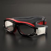 Lunettes de sport pour enfants   Lunettes de Basketball, lunettes de Prescription, monture de verre, protection des yeux de football pour lextérieur, cadre optique personnalisé, petite boîte