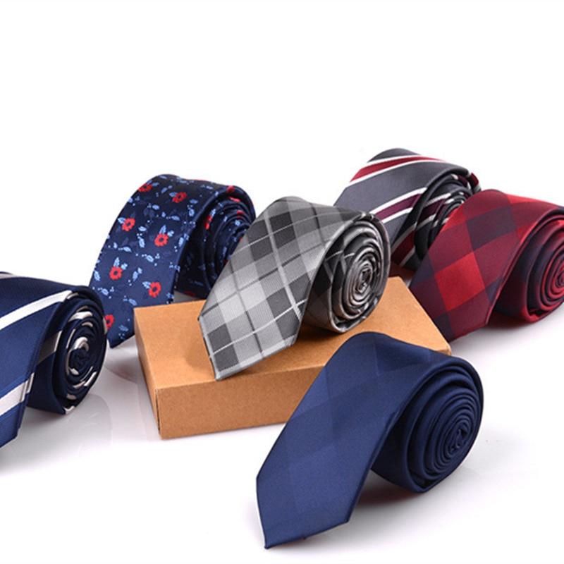 SHENNAIWEI 2017 hot sale 6cm neck ties for men 6 cm wedding accessories slim fashionable neckties man Party Business Formal lot недорого