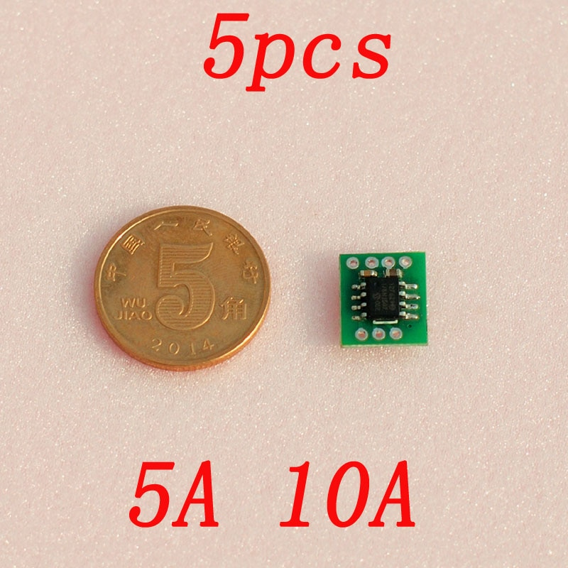 5 個 1 3s リポ単一方向起毛 ESC 5A 10A マイクロミニ電気速度制御シングルウェイコントローラ fr RC 飛行機コアレスモーター