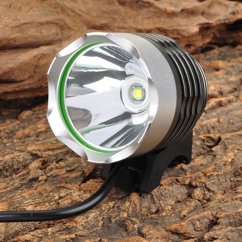 Ultrafire XML-T6 led bicicleta lanterna ciclismo dc bicicleta lâmpada luz dianteira à prova dwaterproof água