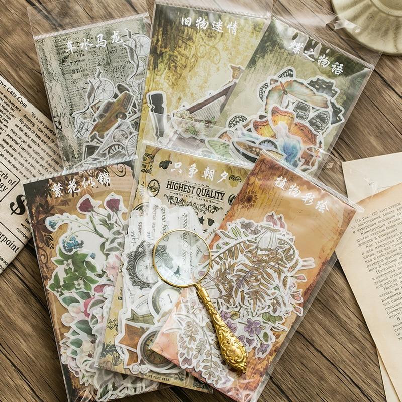 lote-de-60-unidades-de-pegatinas-decorativas-retro-con-estampado-de-plantas-de-mariposa-pegatinas-de-papeleria-para-album-de-recortes-etiquetas-adhesivas-para-album-diario-diy