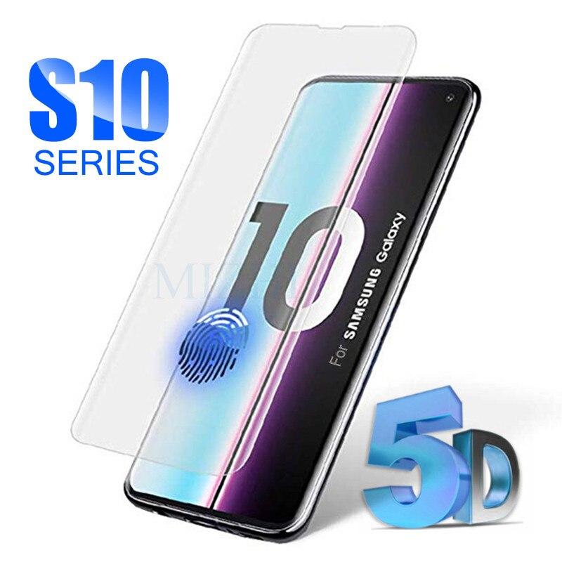 Vidrio protector para Samsung s10e s10 plus, para galaxy s9 s8, vidrio templado s 10 e 9 8 s10plus, samsong gelaksi, protector de pantalla